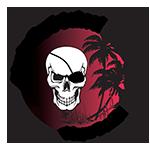 Pirata Surf School Logo