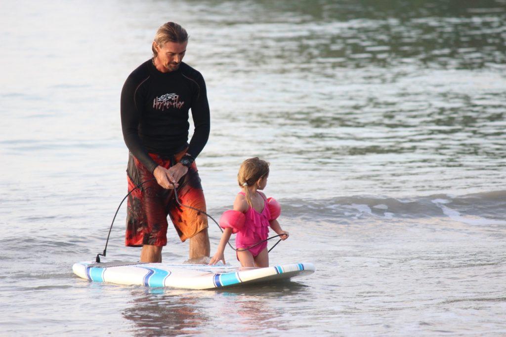 Initiation Surf Lesson Las Terrenas