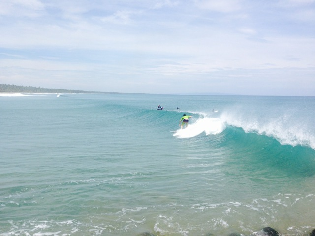 Secret Surf Spot